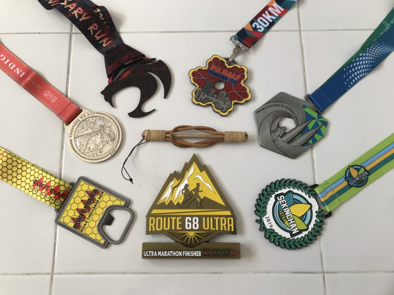 My 2019 Running Summary
